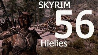 Skyrim 56 Древнее знание Найти Древний свиток Альфтанд Подземелья ч 1 Скайрим