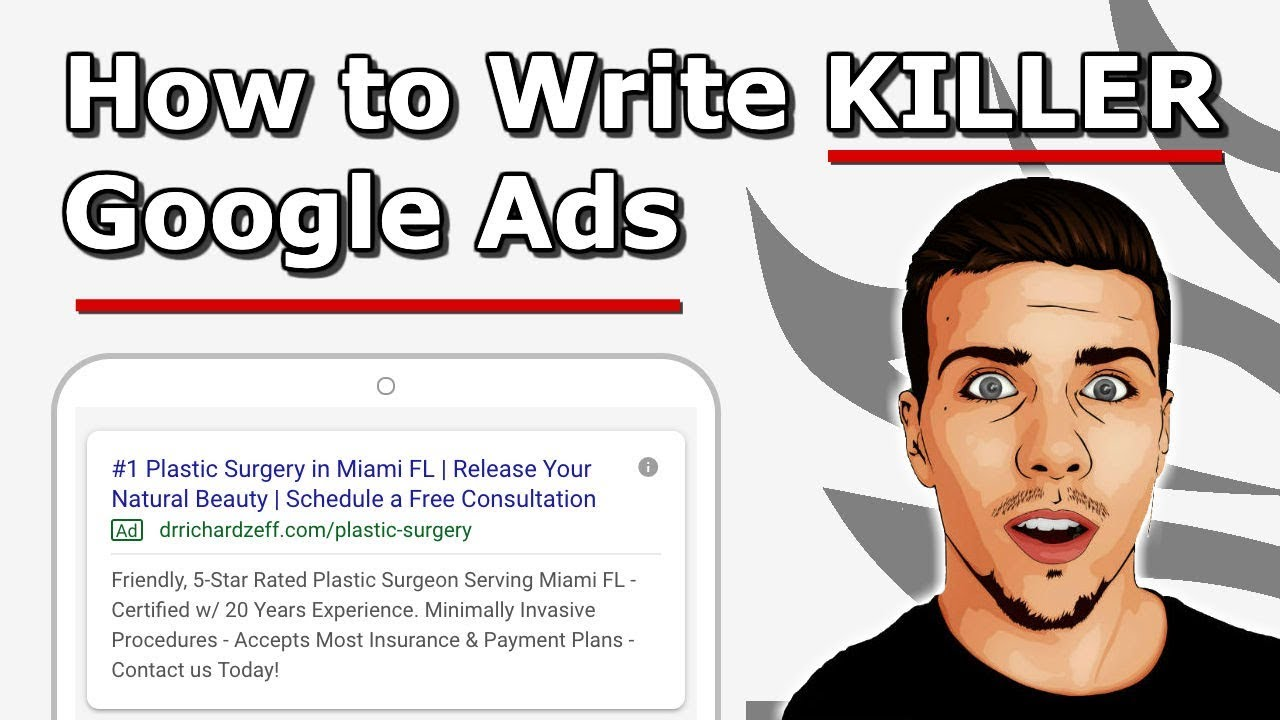 How to Write KILLER Ad Copy for Google Adwords Text Ads