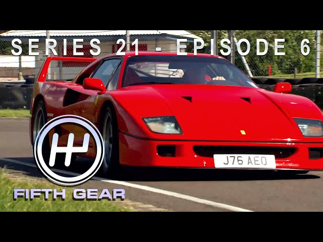 Fifth Gear: Series 21 Episode 6 - Full Episode