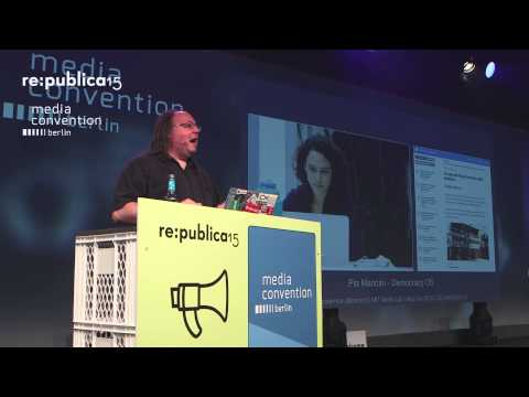 re:publica 2015 - Ethan Zuckerman: The system is broken – and that's the good news on YouTube