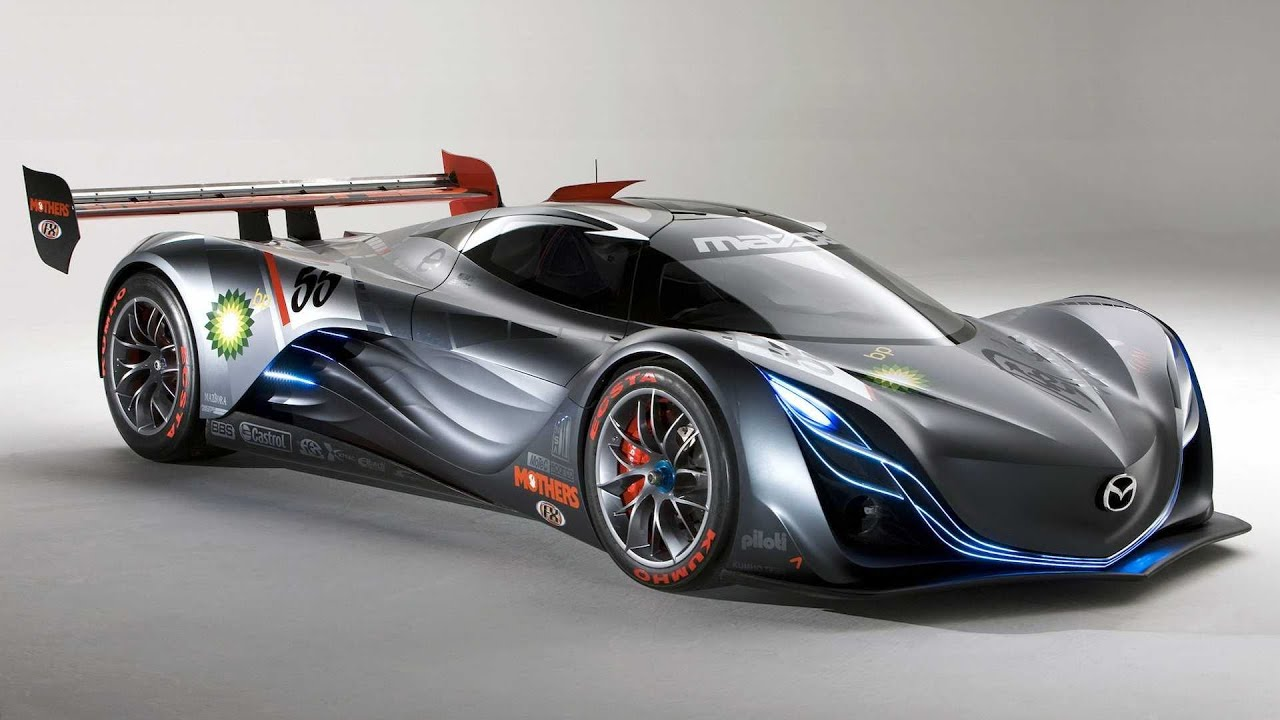 MAZDA FURAI Real Racing 3Night