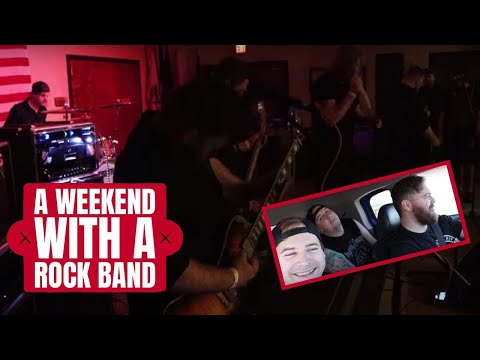 A Weekend With A Rock Band