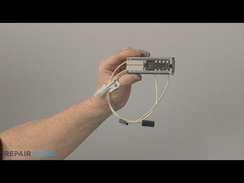 Oven Igniter - Frigidaire Gas Range FFGF3052TSA