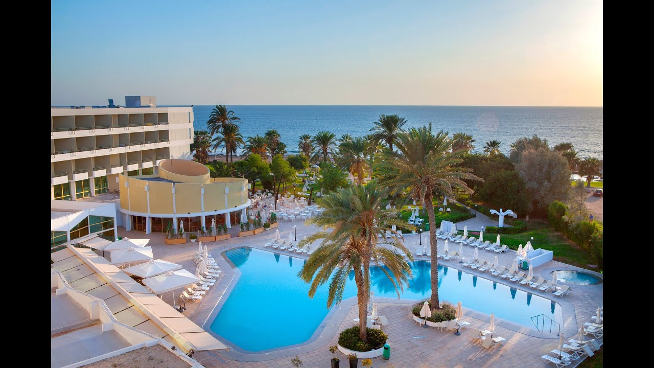 Louis Imperial Beach Hotel In Pafos Cyprus