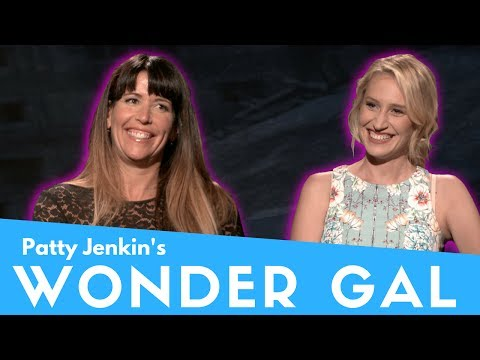 Patty Jenkins on Gal Gadot, Chris Pine,...