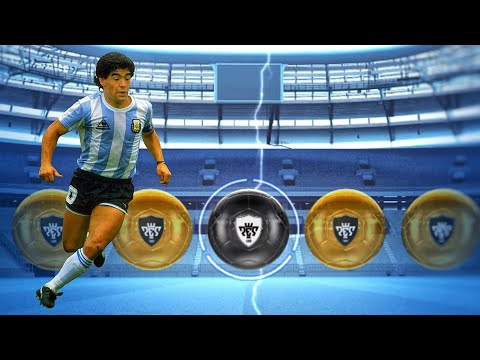 THUNDER BLACK BALL LEGEND FROM GOLD+ IN PES 2019 MOBILE