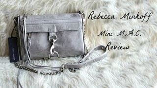 Rebecca Minkoff Mini M.A.C. Review!