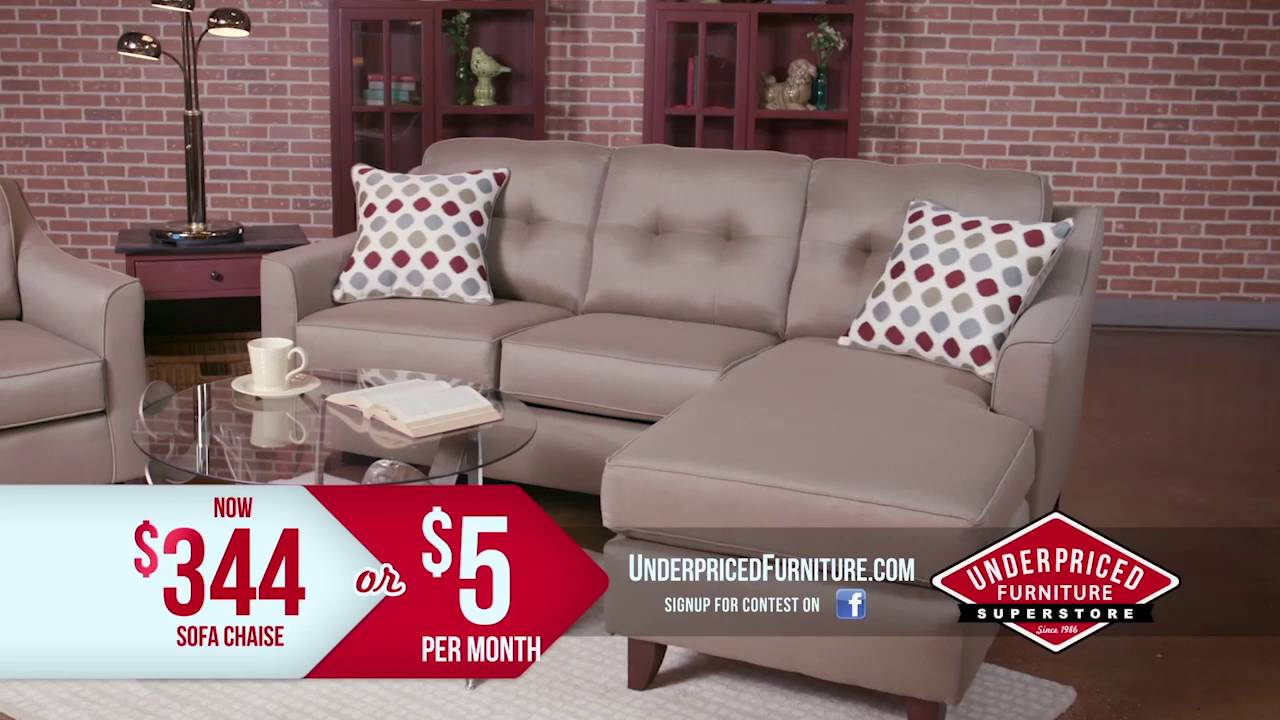 Underpriced Furniture Memorial Day Sale YouTube