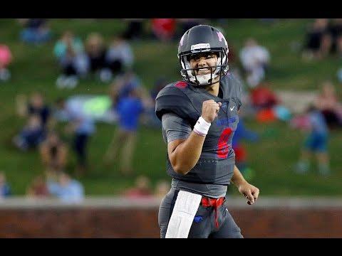 2016 American Football Highlights - Smu 38 Houston 16