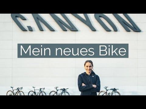 Mein neues Rad - Ab 2019 fahre ich Canyon | Speedmax CF SLX WMN