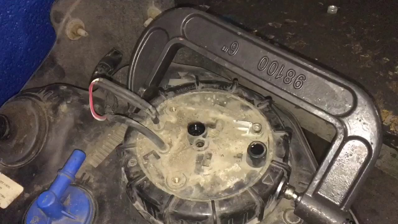 P20E8 DEF Pressure too low 6.7 powerstroke - YouTube