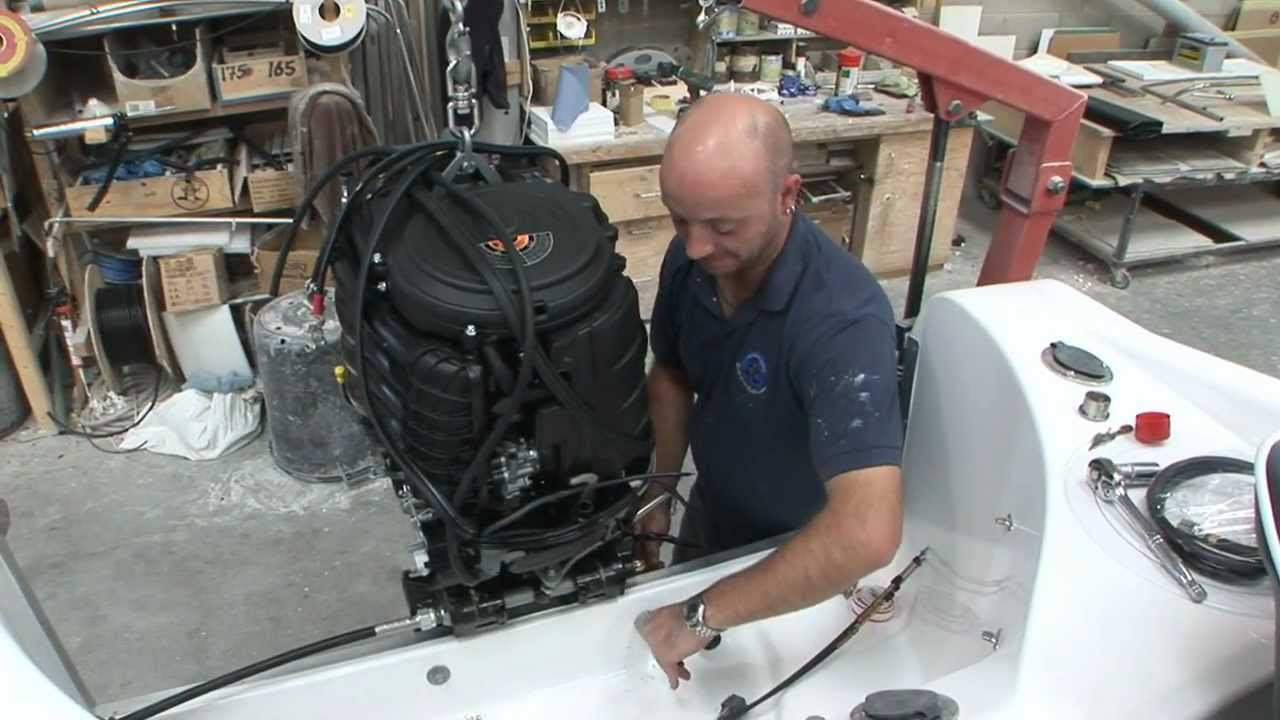 yamaha outboard water pump replacement instructions