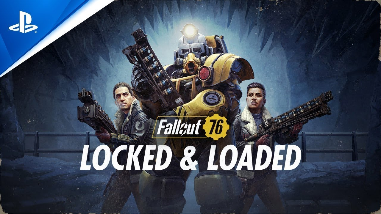 『Fallout 76』「Locked & Loaded」アップデートトレーラー