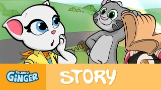 talking ginger s story time car trouble