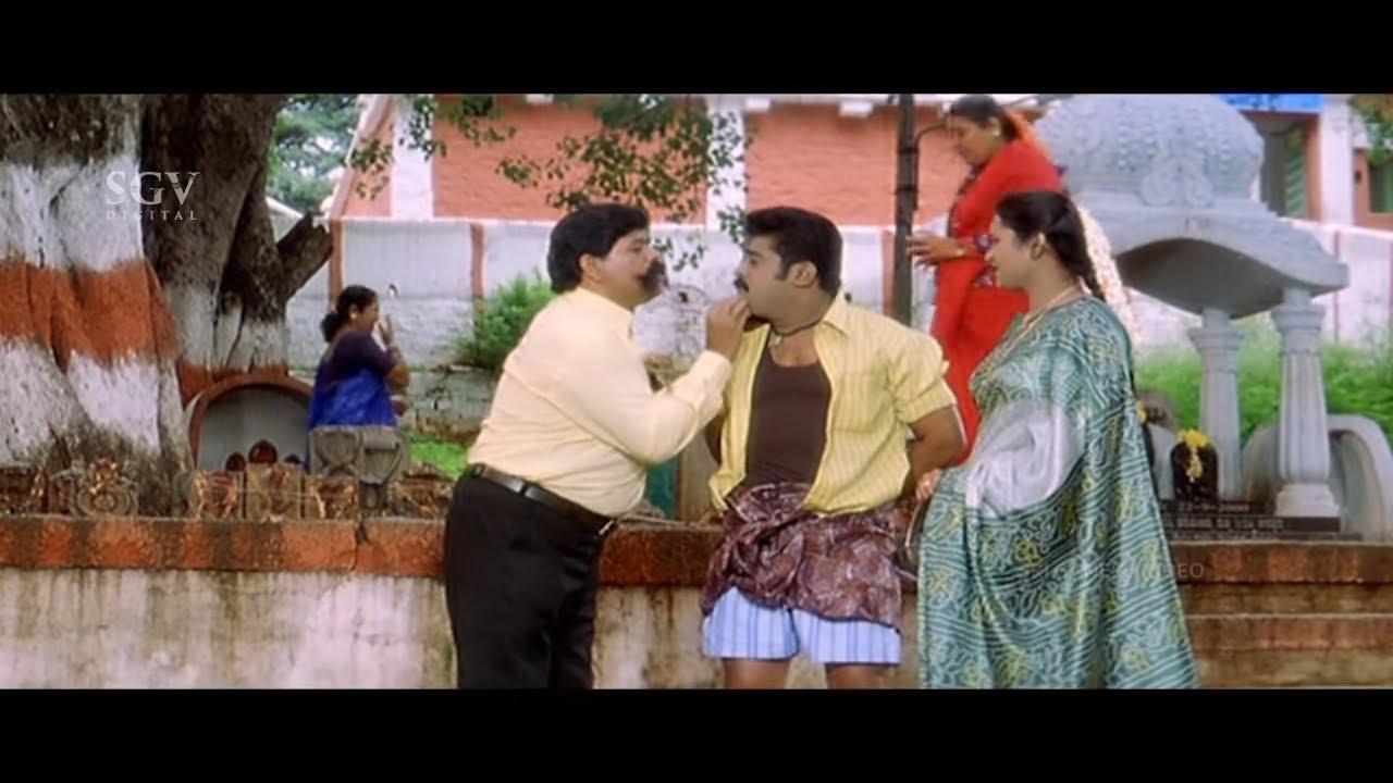 ಬಾಸ್ ಅವಳನ್ನ ಹೆಂಡ್ತಿ ಅಂದ್ರಿ, ಇವಳನ್ನ ಏನ್ ಅಂತೀರಾ   Jagesh   Komal   Bank Janardhan   Comedy Scene