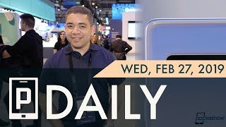 Samsung Galaxy Note 10 with 4 cameras, OnePlus 7 leaked? & more - Pocketnow Daily
