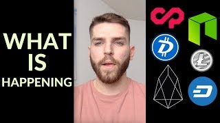 What Is Happening In Crypto Markets Right Now?   The Truth
