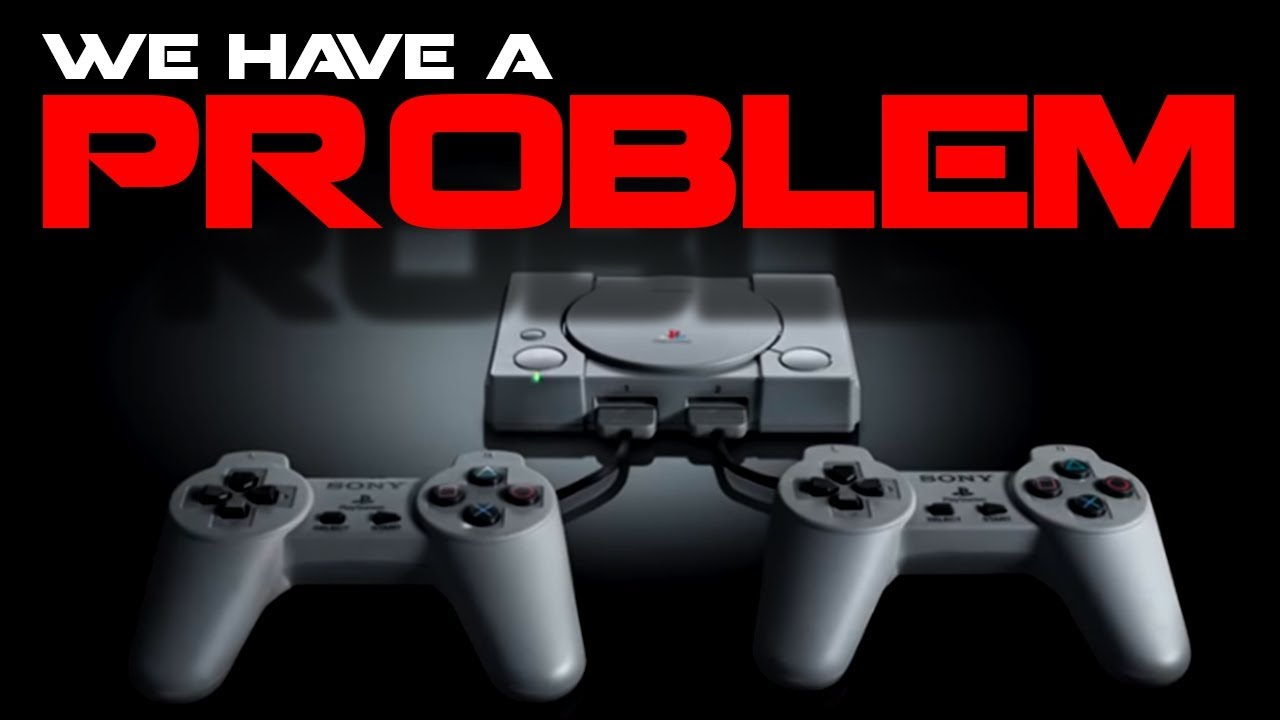 Resultado de imagen para playstation classic problems
