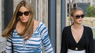We Asked Caitlyn Jenner And Rumored Girlfriend Sophia Hutchins If They're Getting Married!