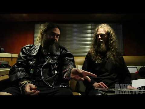 MAX CAVALERA INTERVIEW - PSYCHOSIS - MAMMOTH METAL TV