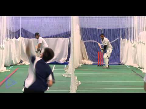 Swindon Cricket Club Training Session