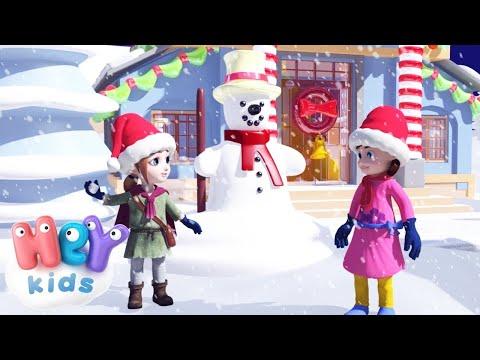 Ein Kleiner Weißer Schneemann - Weihnachtslieder für Kinder