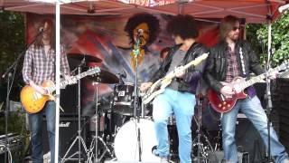 The Low Riders - Angel From The Coast - Philip Lynott Birthday Bash, Howth, Dublin 2012