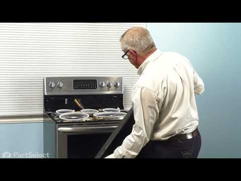 Frigidaire Range/Stove/Oven Repair – How to Replace the Main Top