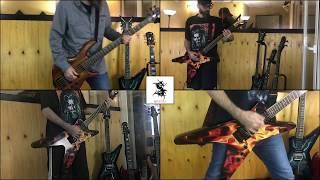 SEPULTURA - Slave New World (Guitar Cover & Bass Cover)