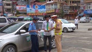 Tin tức 24h: Lào Cai xử lý triệt để tình trạng taxi dù