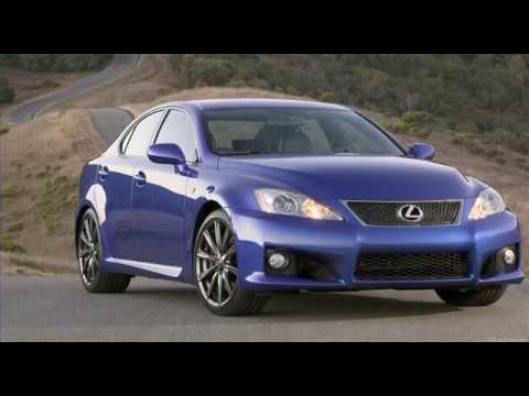 Lexus IS-F on Buyer's Guide