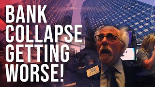 Bank Collapse Getting Worse! America Heading Towards An Economic Collapse !!