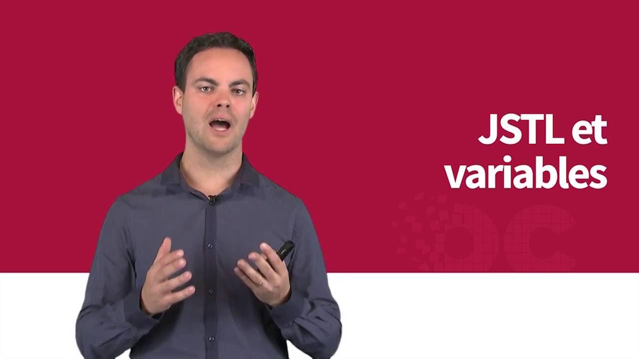 Développez des sites web avec Java EE: JSTL et variables