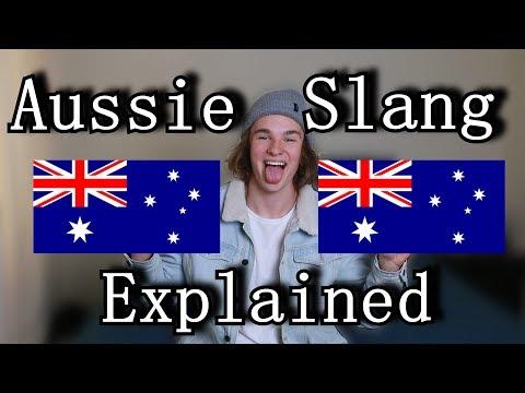 Australian Slang Explained