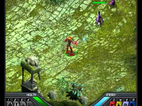 Hero Factory Misja Dzika Planeta Mission Savage Planet Youtube
