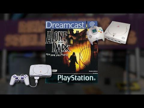 Compare : Alone in the Dark The New Nightmare [Dreamcast vs. Playstation]