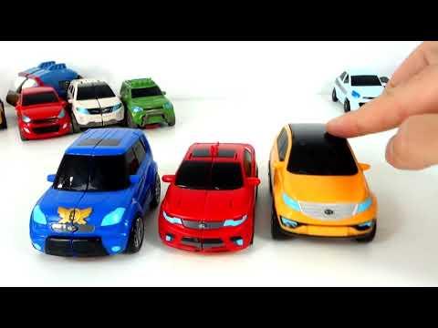 Титановый робот мультфильм