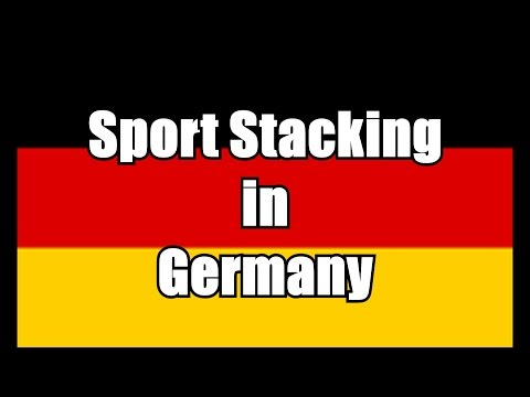 Sport Stacking in Germany!
