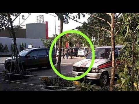 Lagi, Terduga Teroris Ditangkap di Parkiran Graha Pena, Diduga Terlibat Rencana Aksi Teror Surabaya