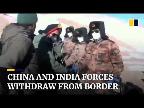 China reveals details of 2020 border clash with Indian troop