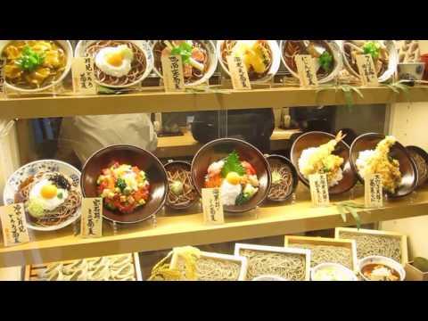 Japan trip - foods of Osaka, Kyoto, Tokyo.