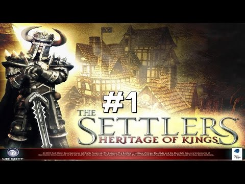 Lets Play Settlers: Heritage of Kings - Part 1