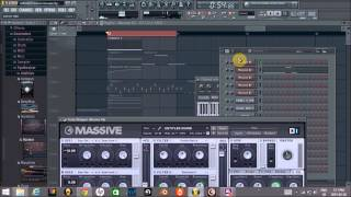 Virtual Riot Different World Growl Tutorial (Free Massive Presets)