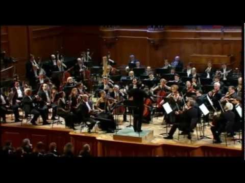 Glazunov Concert Waltz No1 Pletnev RNO
