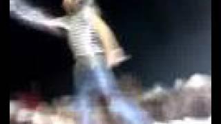 "Tokio Hotel Nancy 18/04/07 - Dernière chanson ""Ich Bin Da"""