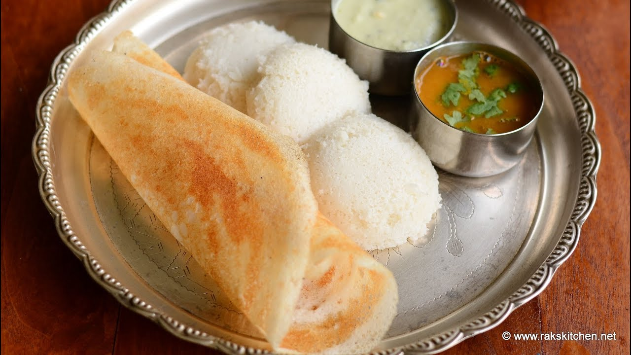 How to grind idli dosa batter in mixie, south Indian ...