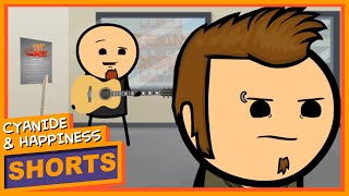 No Hands - Cyanide & Happiness Shorts