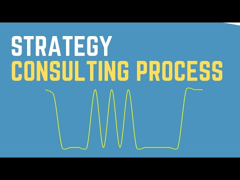 The Strategy Consulting Process: How McKinsey, Bain & BCG Consultants Solve Problems