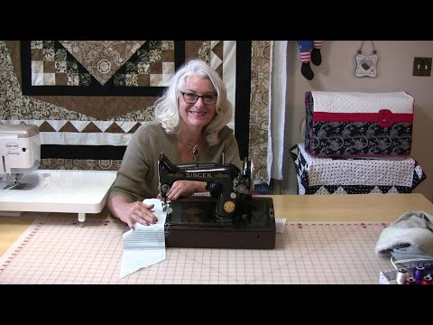 How to Pin Your Fabric