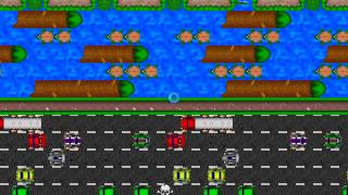 Frogger (Minion Software, 2004) (PC game remake)